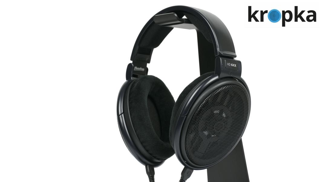 Test Recenzja Massdrop x Sennheiser HD 6xx   kropka.audio